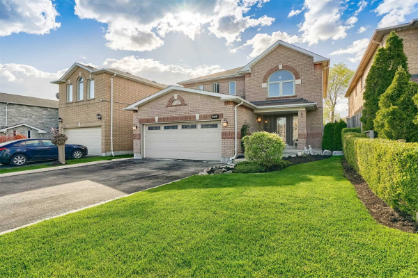874 Mantle Cres, Mississauga