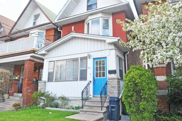 583 Runnymede Rd, Toronto