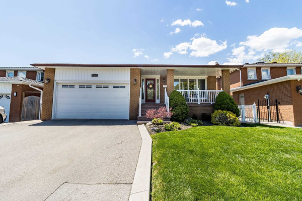 2327 Harcourt Cres, Mississauga