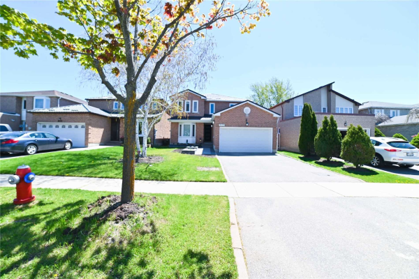 1651 Meadowfield Cres, Mississauga