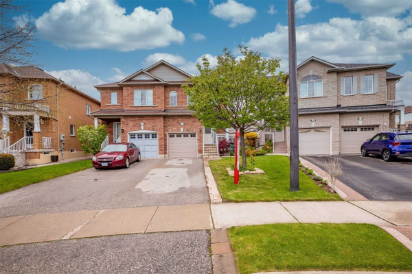 865 Fable Cres, Mississauga