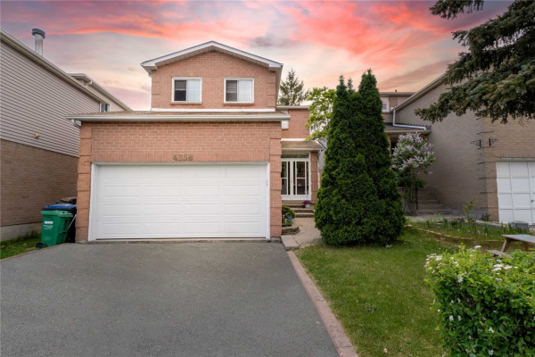 4358 Waterford Cres, Mississauga