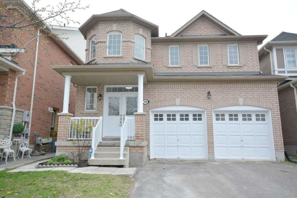 39 Spotted Owl Cres, Brampton
