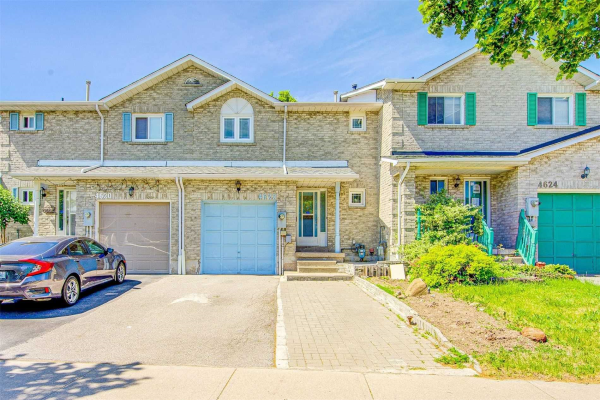 4622 Westbourne Terr, Mississauga