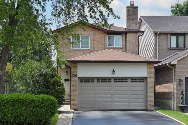 4302 Shelby Cres, Mississauga