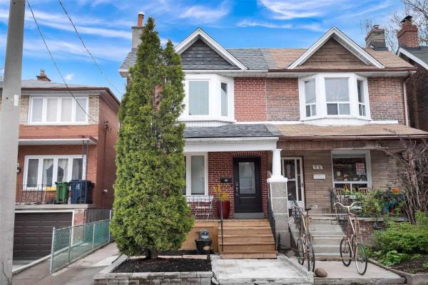 74 Lappin Ave, Toronto