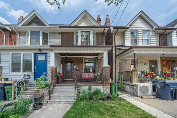 49 Gillespie Ave, Toronto