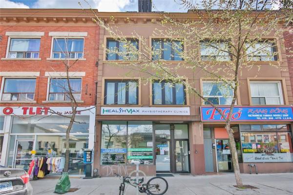 1191 St Clair Ave W, Toronto