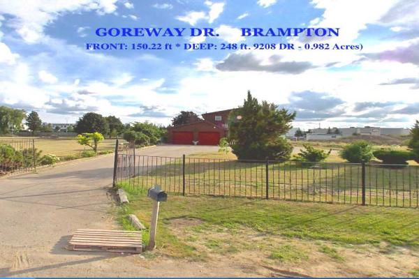 9208 Goreway Dr E, Brampton