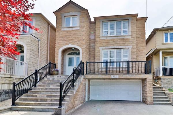 682 Scarlett Rd, Toronto