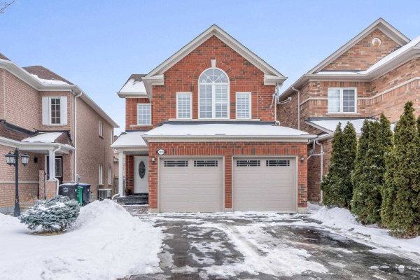 3858 Partition Rd, Mississauga