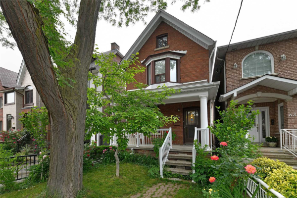 65 Bartlett Ave, Toronto