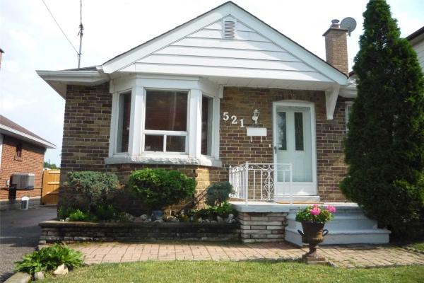 521 Glen Park Ave, Toronto