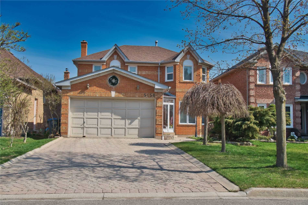 5158 Buttermill Crt, Mississauga