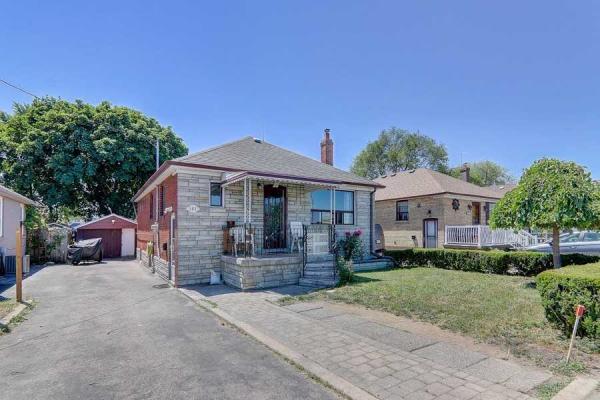 583 Evans Ave, Toronto