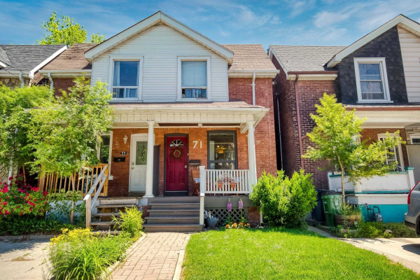 71 Campbell Ave, Toronto