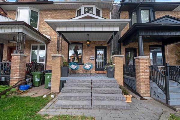 1099 St Clarens Ave, Toronto