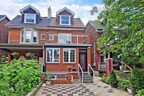 58 Pauline Ave, Toronto