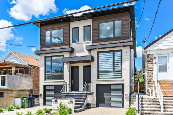 6A Trowell Ave, Toronto
