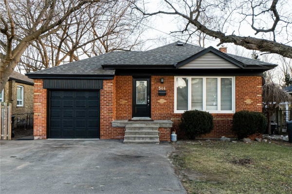 544 South Service Rd, Mississauga