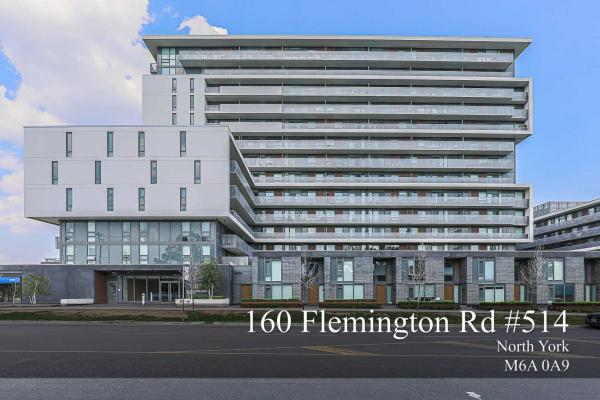 160 Flemington Rd, Toronto