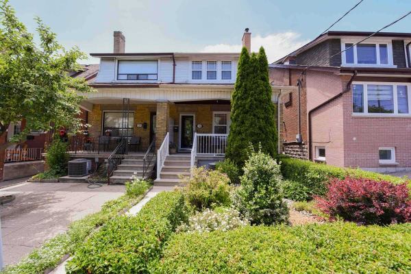 156 Sellers Ave, Toronto