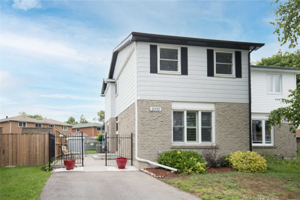2532 Selord Crt, Mississauga