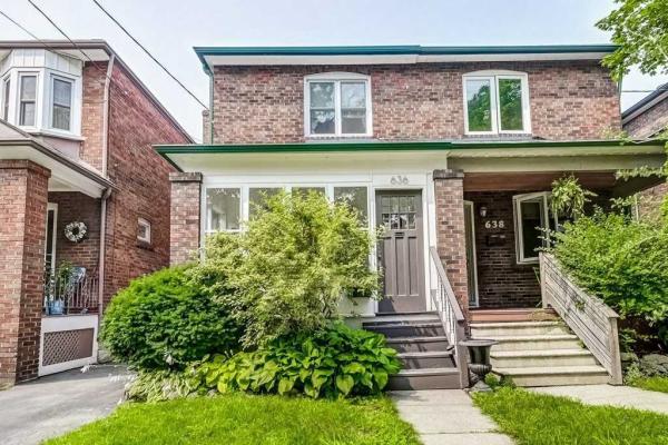 636 Willard Ave, Toronto
