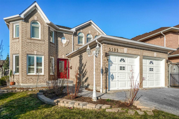 5103 Silverwater Mill Cres, Mississauga