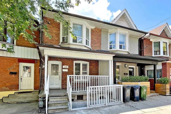 1269 Davenport Rd, Toronto