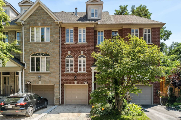 28 Brownstone Lane, Toronto