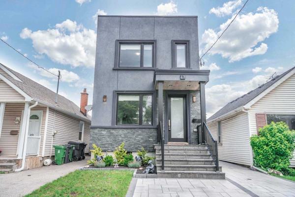47 Gort Ave, Toronto