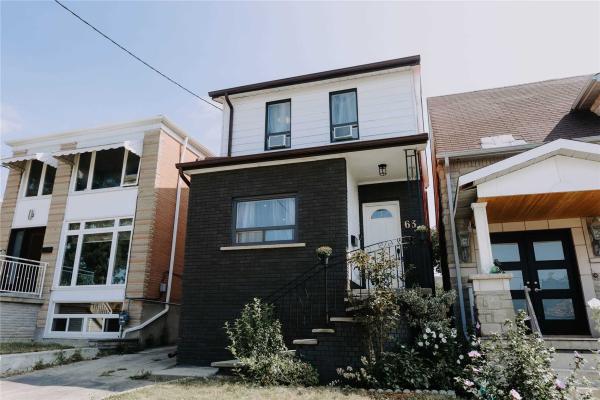 63 Branstone Rd, Toronto