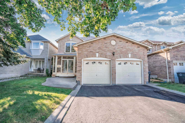 309 Harrowsmith (Lower) Dr, Mississauga