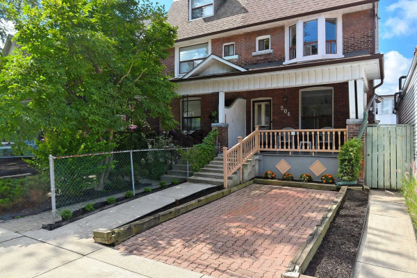204 Bartlett Ave, Toronto