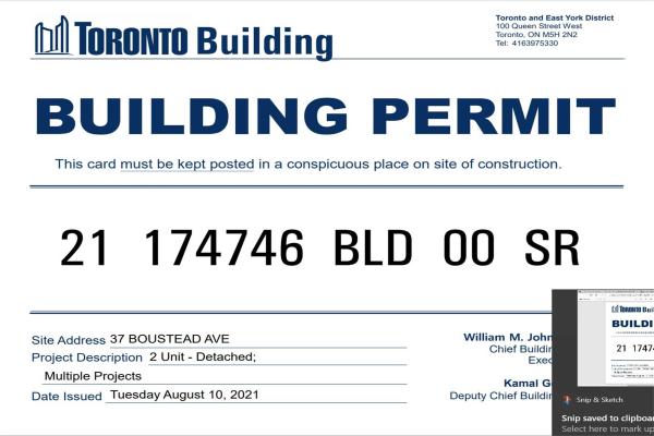 37 Boustead Ave, Toronto