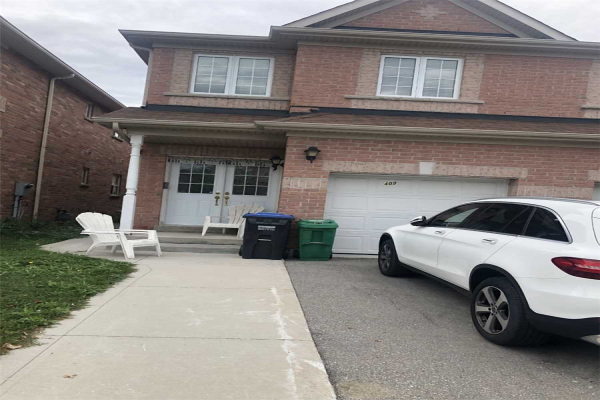 409 Comiskey Cres, Mississauga