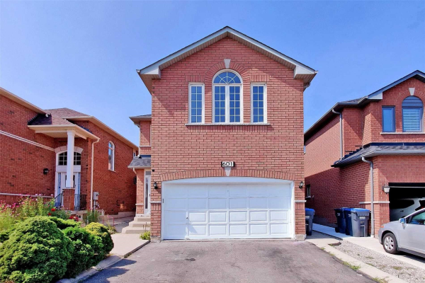 601 Claymeadow Ave, Mississauga