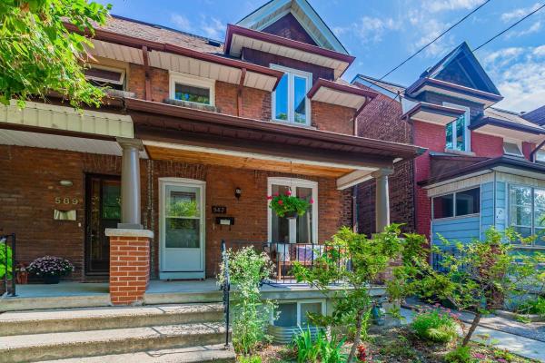 587 Gladstone Ave, Toronto