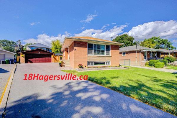 18 Hagersville Crt, Toronto