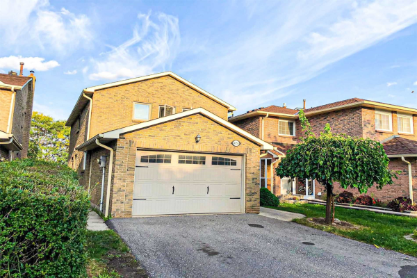 4058 Trapper Cres, Mississauga