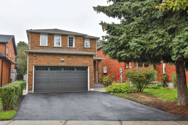 3471 Chartrand Cres, Mississauga