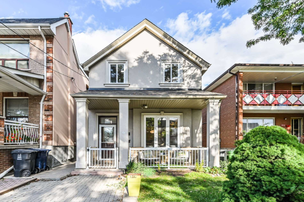 255 Campbell Ave, Toronto