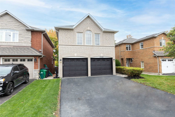 3748 Forest Bluff Cres, Mississauga
