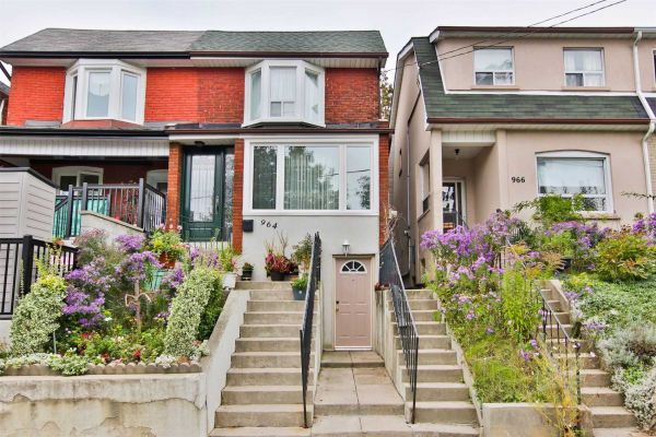 964 St Clarens Ave, Toronto