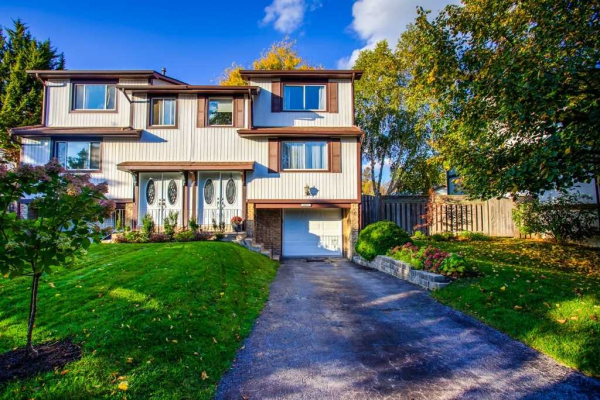 2633 Canberra Rd, Mississauga