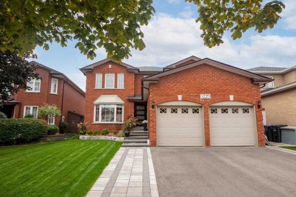 5229 Swiftcurrent Tr, Mississauga