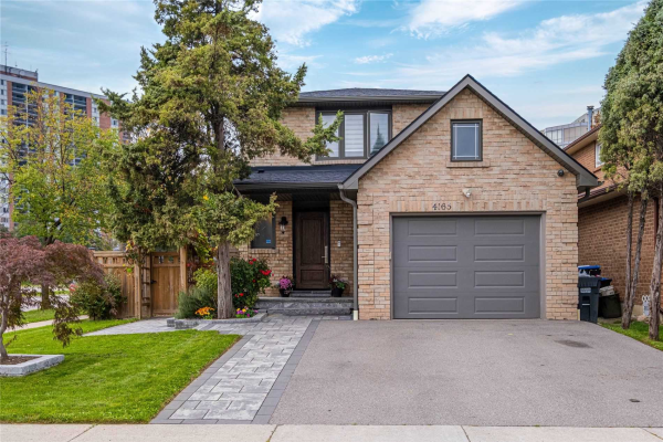 4165 Ottewell Cres, Mississauga