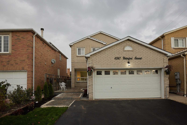 4367 Waterford Cres, Mississauga