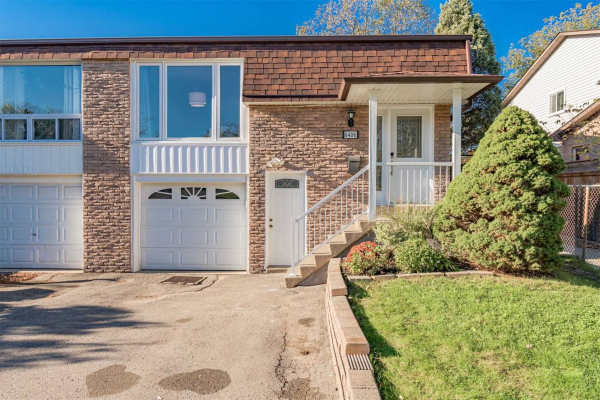 6406 Chaumont Cres, Mississauga